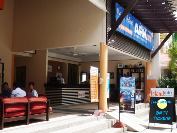 Island Info - shop- ark bar- koh samui