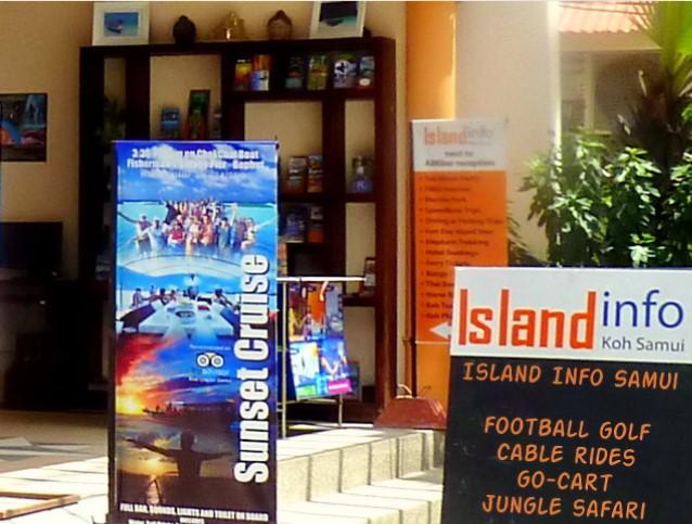 island info shop