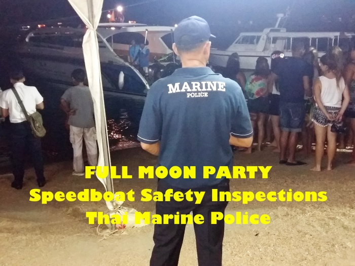 marine police, thailand, full moon party, safety, island info samui, tickets, transport (2)
