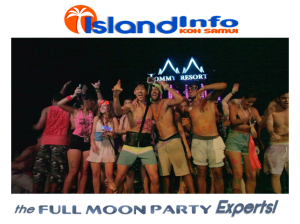 Island Info, Full Moon party Experts 10