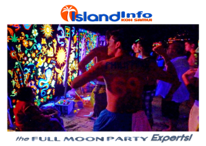 Island Info, Full Moon party Experts 2