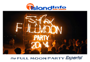 Island Info, Full Moon party Experts 3