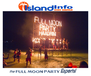Island Info, Full Moon party Experts 6