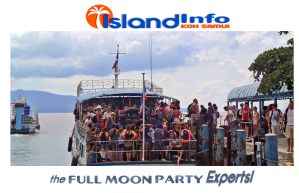 Island Info, Full Moon party Experts 7