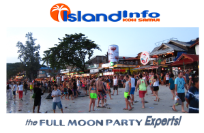 Island Info, Full Moon party Experts 8