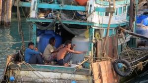 Island Info, fresh seafood, fishermen,  Koh Samui.8