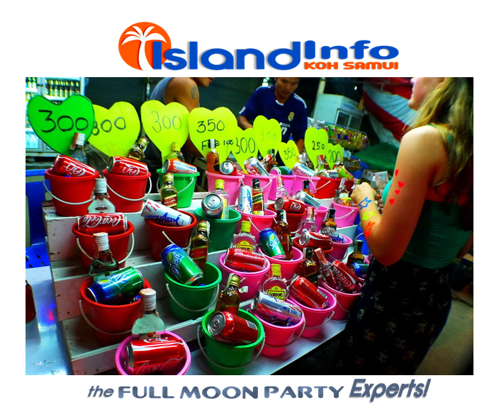 Island Info, Full Moon party Experts 5