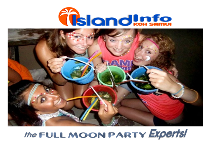Island Info, Full Moon party Experts 9