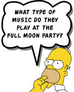 what type music homer
