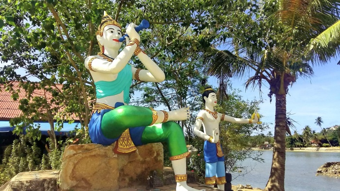 Bangrak, beach, big, buddha, ko, koh, samui, temples, beaches, tours, island, info, samui.4,jpg