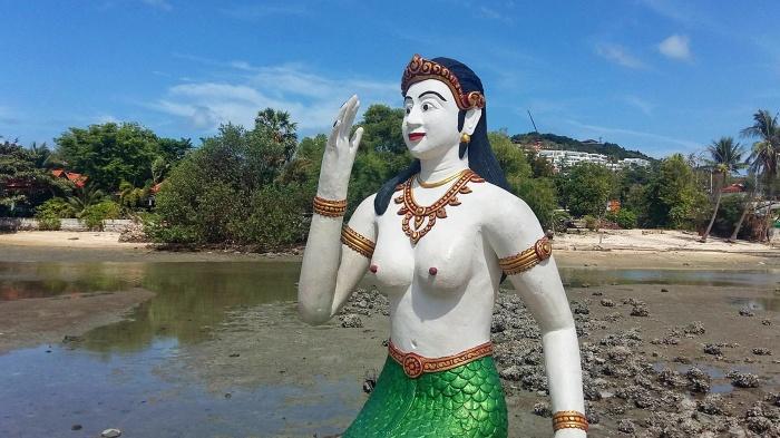 Bangrak, beach, big, buddha, ko, koh, samui, temples, beaches, tours, island, info, samui.6