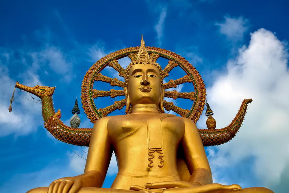 BIG BUDDHA, WAT PHRA YAI, koh farn, causeway, access, big buddha beach, bangrak beach, ferry, pier,TEMPLE, BUDDHA, BUDDHISM, TOURS, KOH SAMUI (haa)