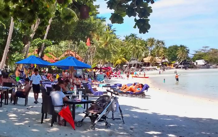 Chaweng Beach, Koh Samui, Thailand, Best Tropical Beach, Island Info Samui  (2)