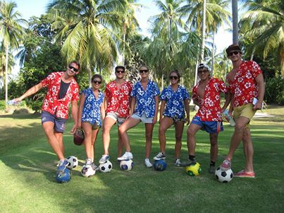 Island Info - Football Golf, Koh Samui