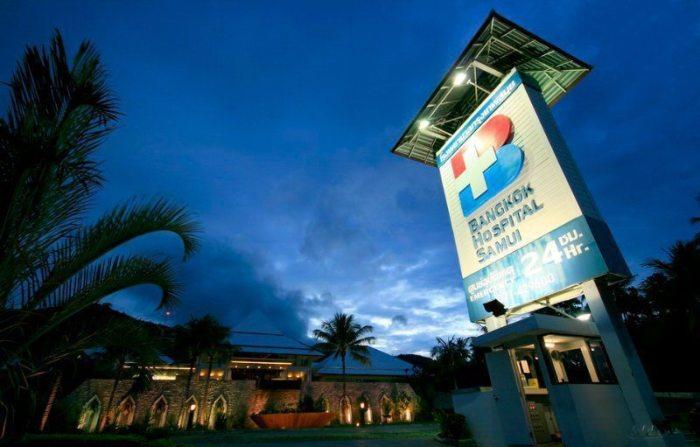 Island Info, Koh Samui, Thailand, Hospitals.B