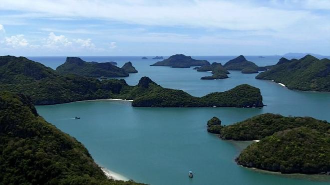 Ang Thong Natinal Marine Park - Island Info, Koh Samui14