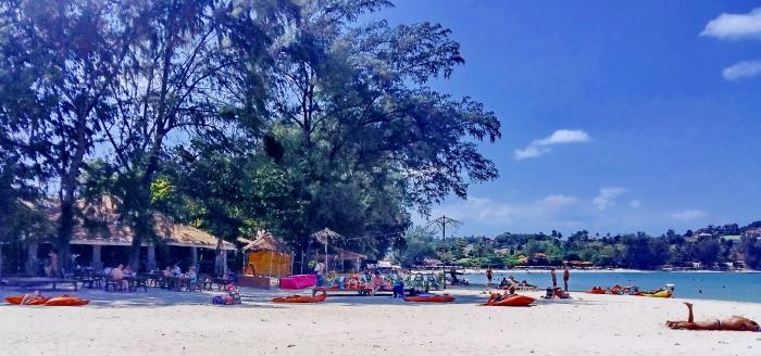 choeng-mon-beach-summer-panorama-SAMUI-KOH SAMUI-THAILAND-samui