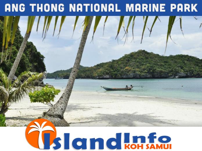 Ang Thong National Marine Park - Island Info Samui