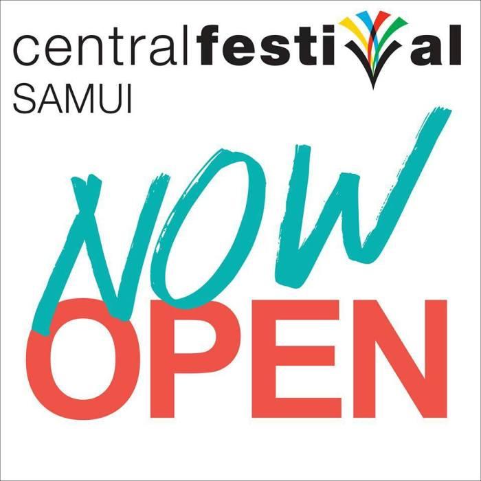 CENTRAL FESTIVAL-Floor Plan-Directory-Koh Samui-Island Info Samui-Thailand-Floor 2-floor 1-shopping-dining