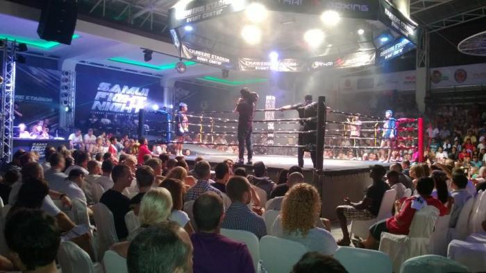 chaweng stadium fight night