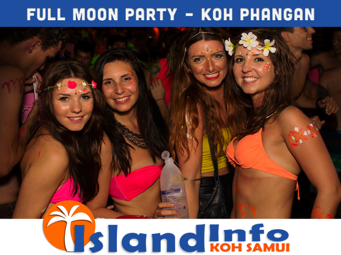 Full Moon Party-Koh Phangan-Island Info Samui.1