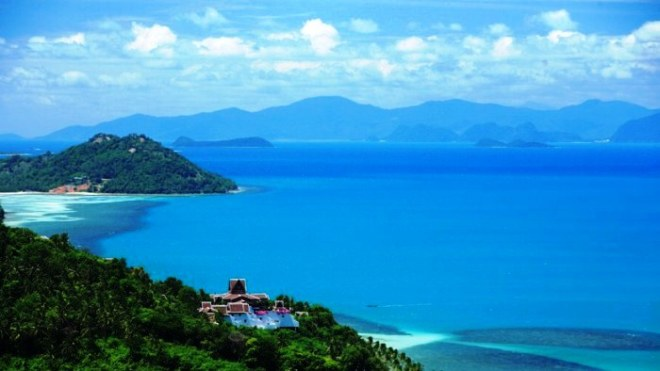 Koh_Samui_Intercontinental_Samui_Baan_Taling_Ngam_Resort_View