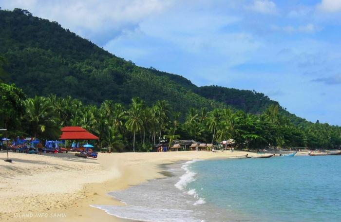 Lamai Beach, Koh Samui, Thailand, Island Info Samui (2s)