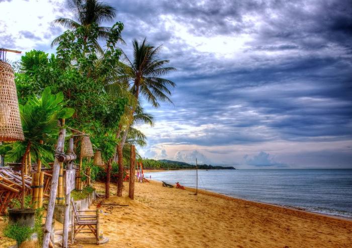 Maenam, Koh Samui, Thailand
