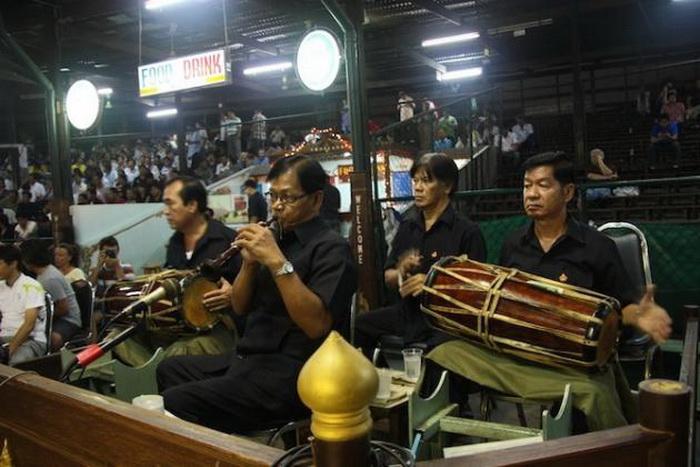 Muay Thai Music, Pi Muay, lumpinee