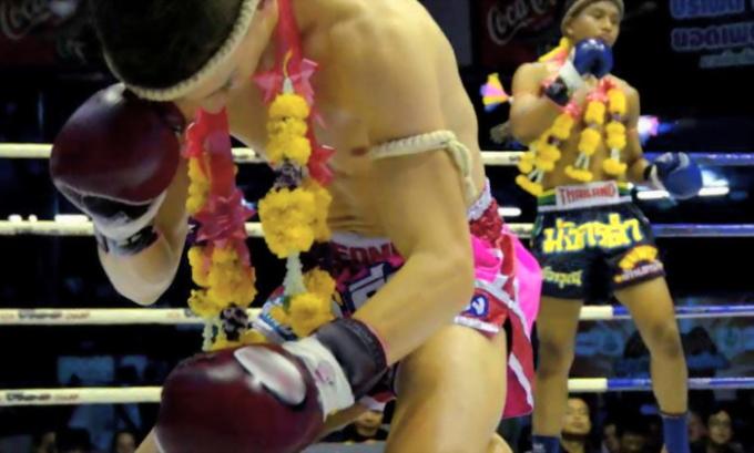 The Evolution of Muay Thai