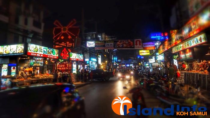 chaweng beach web камера тайланд: