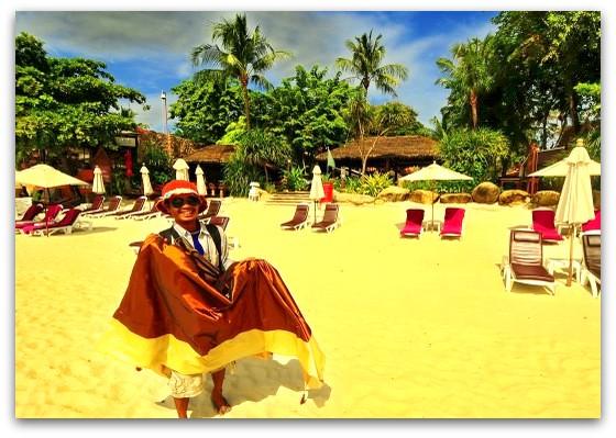 Beach Vendors-Koh Samui-Thailand-Island Info Samui