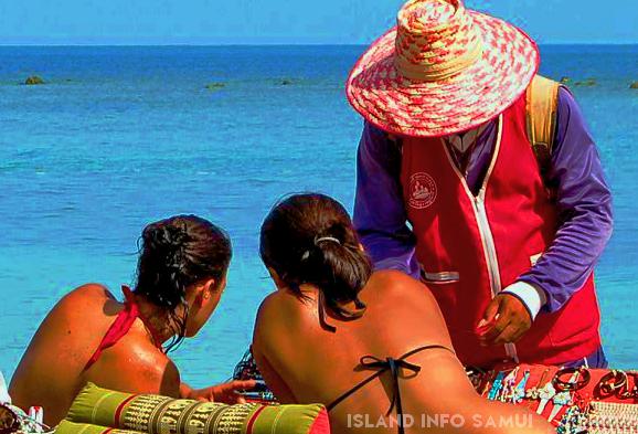 Beach Vendors-Thailand-Samui-Island Info Samui  (2)