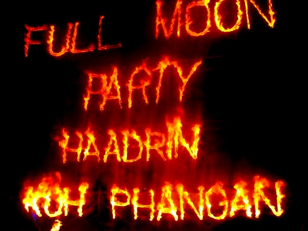 Full Moon Party Continues