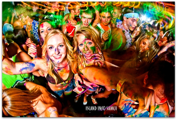 Full Moon Party-Koh Phangan