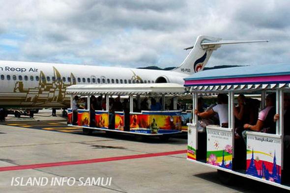 Koh Samui Airport, tours in Koh Samui