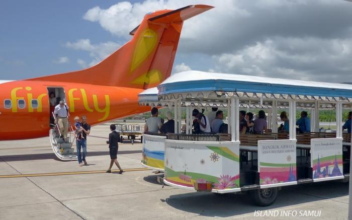 Aeroporto Koh Samui : Koh samui airport trip advisor thailand
