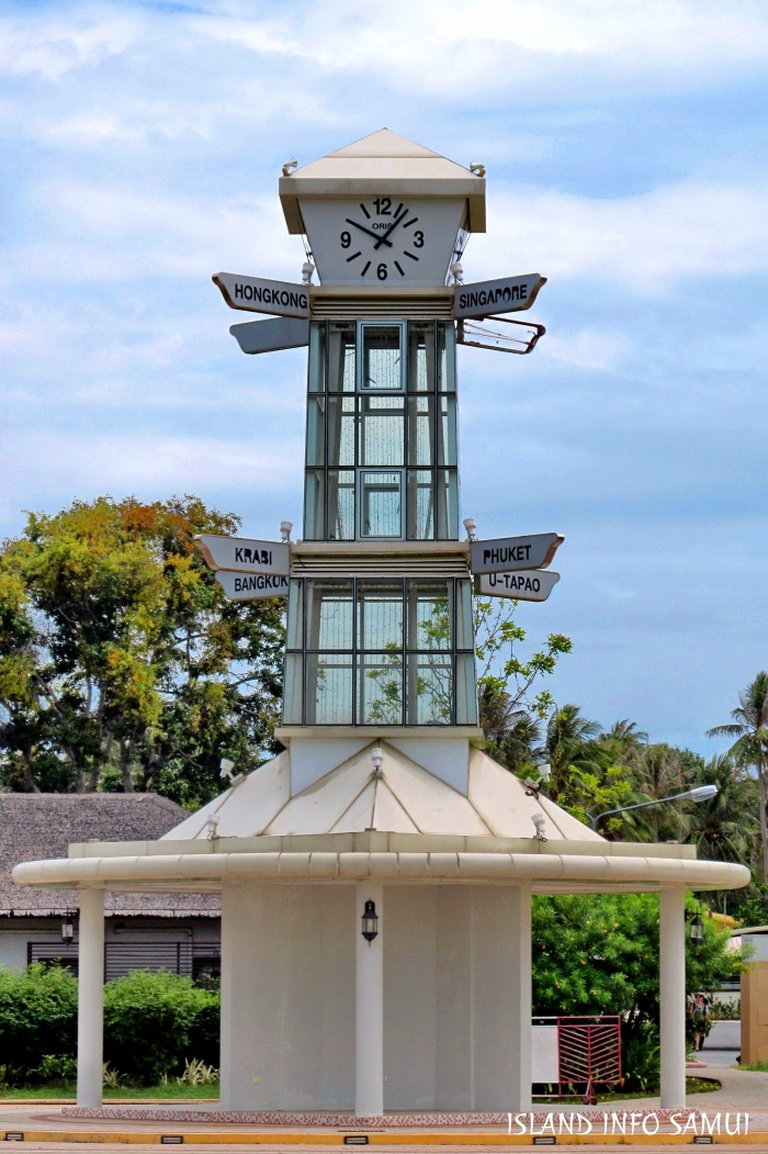 Koh Samui Airport, USM, Bangkok Airways, Travel Agents, Clocktower, Tours, Island Info (4)