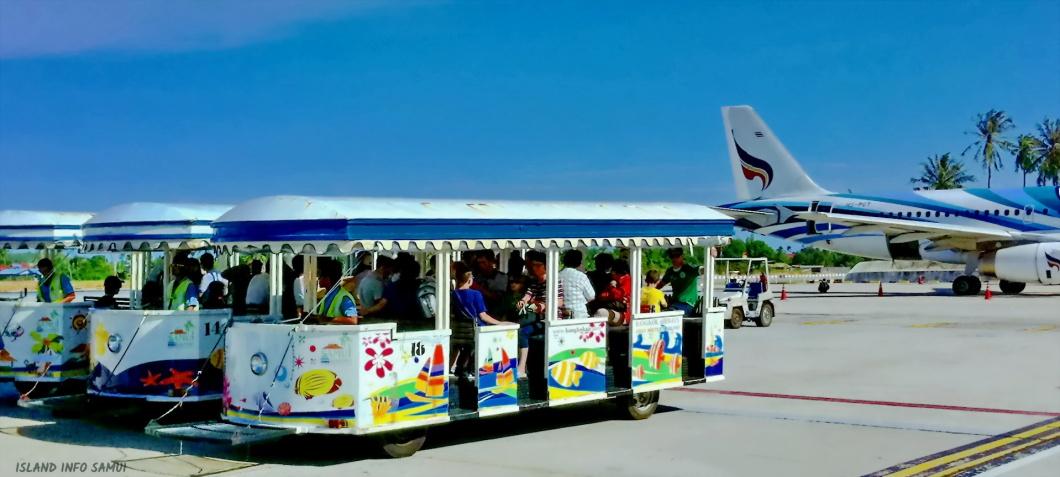 Koh Samui International Airport, USM, Tours, Travel, Island Info Samui, Thailand (6)