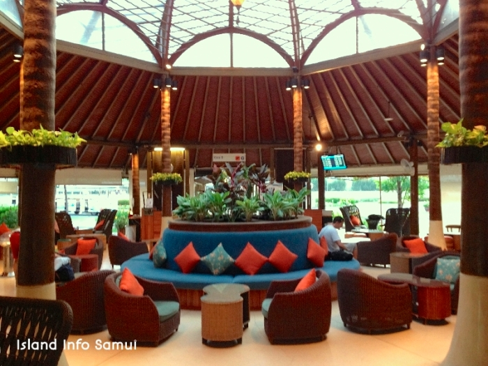 Samui Airport - Lounge