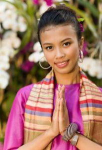 Thai Culture, Wai