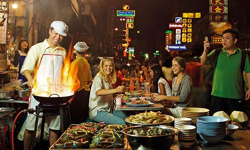 Bangkok -China-Town