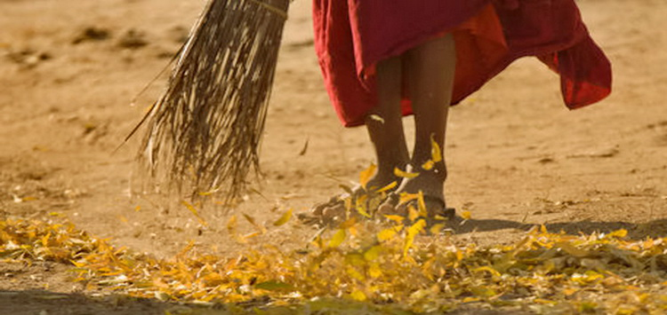 Buddhist monks habits, tasks and routines to improve your life