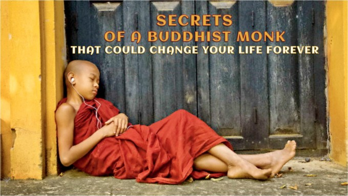 Buddhist Monks Habits and Routines to improve your lifestyle, life
