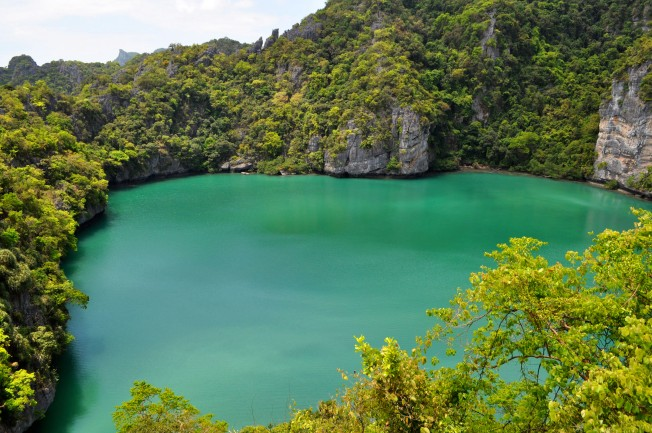 Emerald Lake,Talay Nai, Blue Lagoon, tours, arkbar, island info , Ang Thong, National Marine Park, Mother Island, Mu Koh (70)