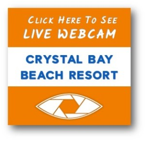 CRYSTAL BAY BEACH RESORT LIVE WEB CAM
