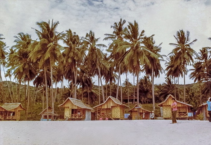 15th JUNE 1981 - Sunshine Bungalows, Koh Samui