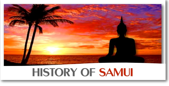 history of samui sunset