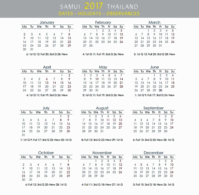 2017-thailand-holidays-festivals-and-events-2017