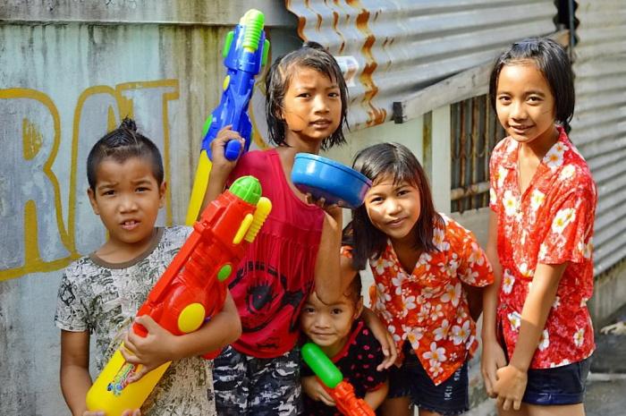 Image result for thai girls songkran